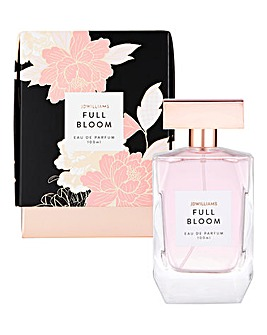 J D Williams Full Bloom 100ml EDP