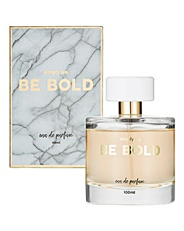 Simply Be Be Bold Fragrance 100ml Eau de Parfum