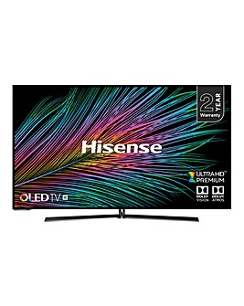 Hisense H5508BUK OLED Bezel-less Smart 55 inch TV