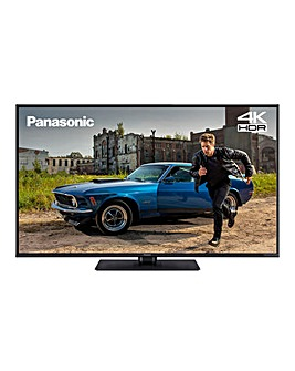 Panasonic TX-43GX550B 43IN 4K TV+Ins