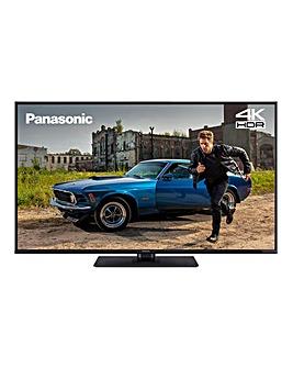 Panasonic TX-55GX550B 55IN 4K TV+Ins