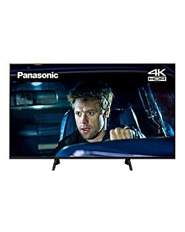 Panasonic TX-50GX700B 50IN 4K UHD TV