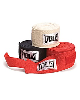 Everlast 3 Pack 108'' Hand Wraps