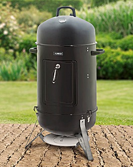 Tower 2-in-1 BBQ Smoker Grill