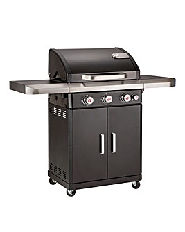 Rexon PTS 3.1 Black MCS Gas Barbecue