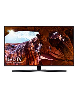 Samsung 50IN Smart & Voice Assist TV+Ins
