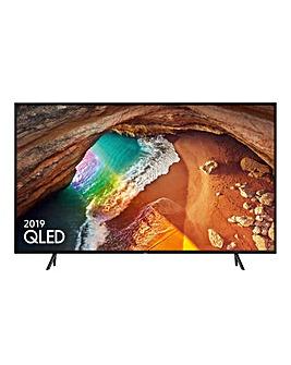 Samsung 43in QLED 4K UHD Smart + Install
