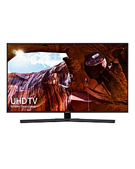 Samsung 55in UHD Smart & Voice Assist TV