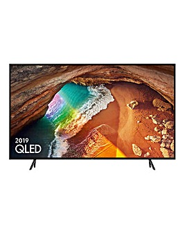 Samsung 55in QLED 4K UHD Smart Q HDR TV