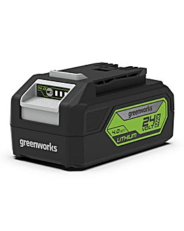 Greenworks 24V 4Ah Lithium-ion Battery