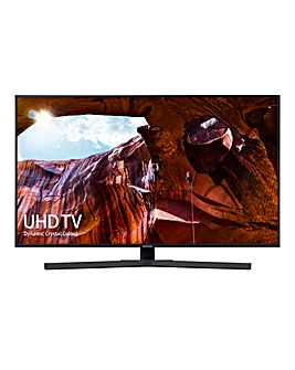 Samsung 65in Smart TV & Voice + Install
