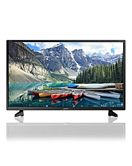 Sharp 1T-C32BB4IK1NB 32in HD Ready Freeview TV