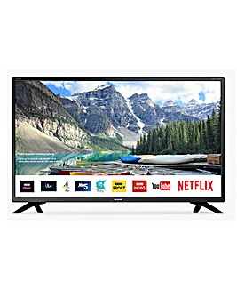 Sharp 1T-C32BC2KE1FB 32inch HD Ready Smart TV