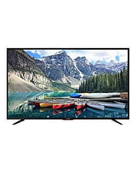 Sharp 40 inch 4K UHD Smart TV + Install