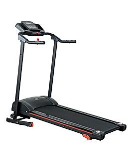 MOTIVEfitness by UNO FIT-START-plus Motorised Folding Treadmill