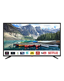 Sharp 4T-C55BJ3KF2FB 55in 4K UHD Smart TV