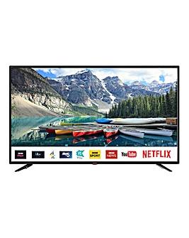 Sharp 55inch 4K UHD Smart TV + Install