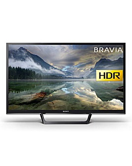 "Sony KDL32WE613BU 32"" HD Ready HDR Smart TV"