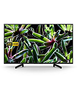 Sony UHD 4K HDR Smart 43IN TV + Ins