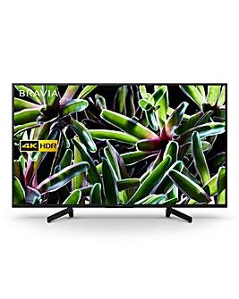 Sony 55 inch 4K UHD Smart TV + Install