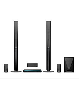 Sony BDVE4100.CEK 5.1 Smart 3D Blu-ray & DVD Home Cinema System