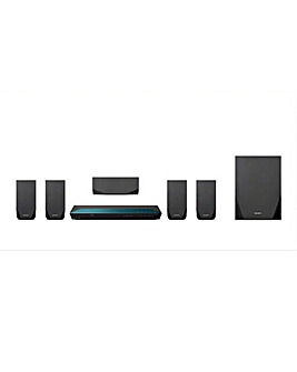 Sony BDVE2100 5.1 Smart 3D Blu-ray & DVD Home Cinema System