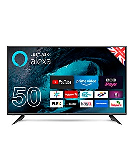 Cello C50FVP 50 inch Freeview Play Smart With Voice Activation
