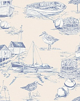 Arthouse Curlew Bay Wallpaper