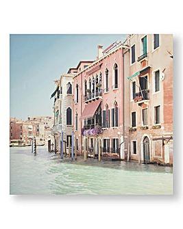 Venetian Day Dream Scene Canvas