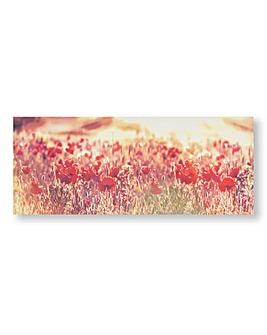 Peaceful Poppy Fields Canvas