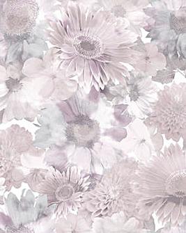 Summer Garden Wallpaper