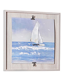 Sailing the Breeze Clip Wall Art