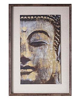 Zen Buddha Framed Print