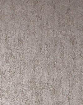 Molten Silver Textured Wallpaper
