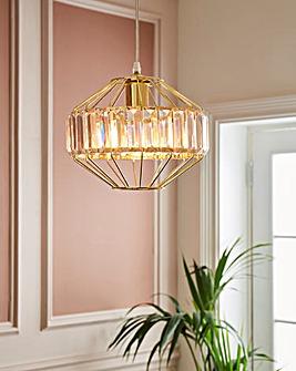 Nova Fitted Ceiling Light