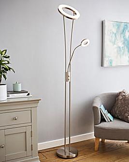 Halo Mother & Child Floor Lamp
