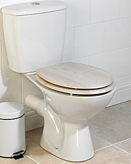 Beldray 18in PVC Toilet Seat