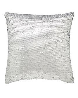 Cascade Glitzy Cushion