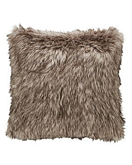 Cascade Luxury Faux Fur Cushion