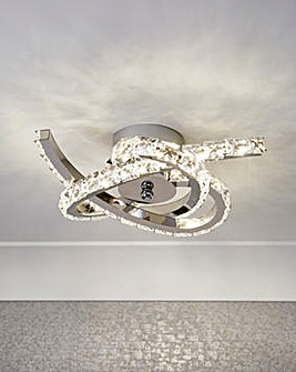Astro LED Flush Ceiling Light