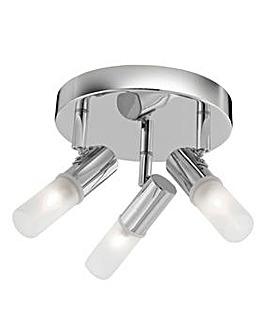 3 Light Bathroom Spotlight