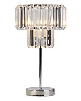 Temi Acrylic Drop Table Lamp