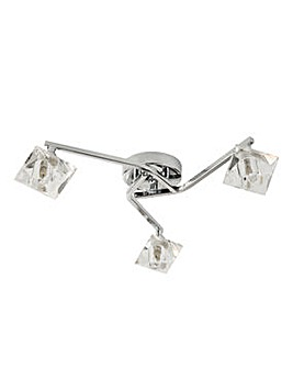 Abigail 3L Fitted Ceiling Light