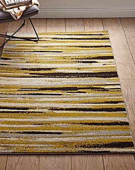 Brushstrokes Design Rug