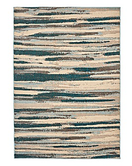 Brushstrokes Design Rug Large