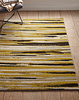 Brushstrokes Design Rug