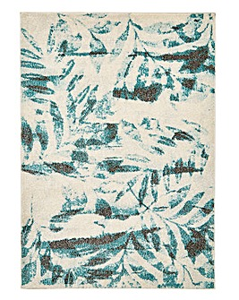 Felicity Leaf Trail Design Rug Large
