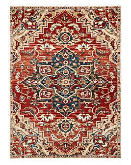 Caroline Patterned Rug Large