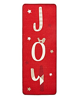 Joy Christmas Runner