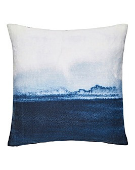 Inky Wash Cushion